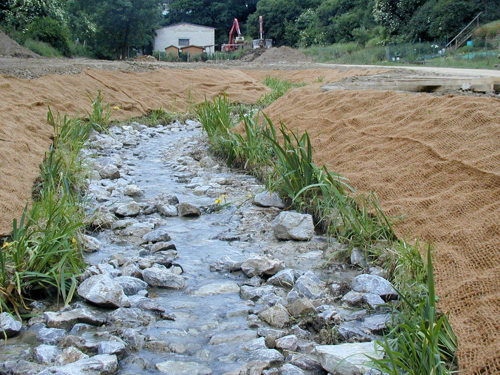 Other erosion prevention