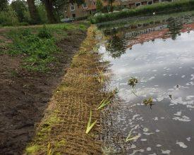 2 Groningen Engelsepark Aqua-Flora matten