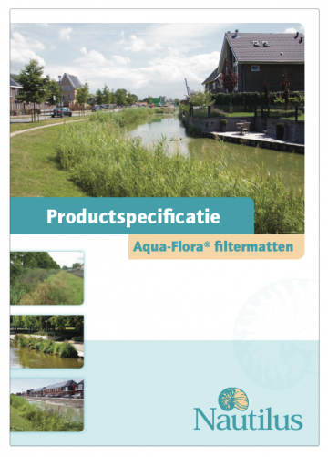 Productspecificaties Aqua-Flora® matten